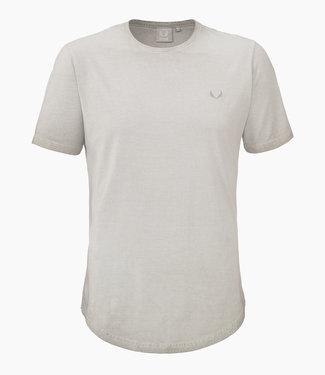 Zumo-T-shirts-BUNDY-DIRTY WASH-Olive
