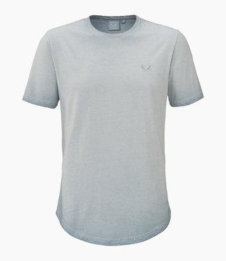 Zumo-T-shirts-BUNDY-DIRTY WASH-Light Blue