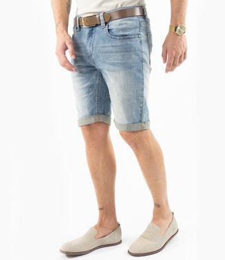 Zumo-Jeans-STEVE-SHORT-Dirty Blue