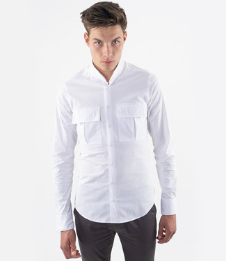 Zumo Shirts GINGER White