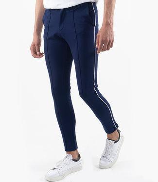 Zumo-Pants-ZEDD-PIPING-Dark Blue