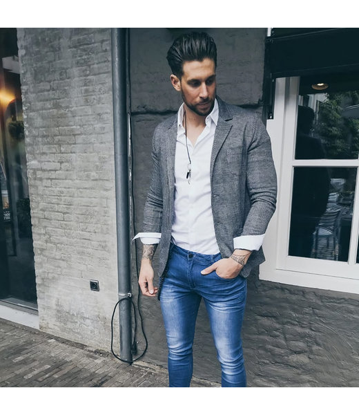 Donato Grey Look | By Richard @ZUMOSTOREBREDA