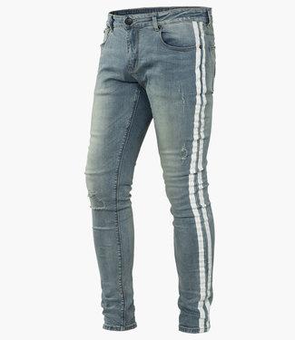 Zumo-Jeans-STEVE DAMAGED-SI-Denim Light