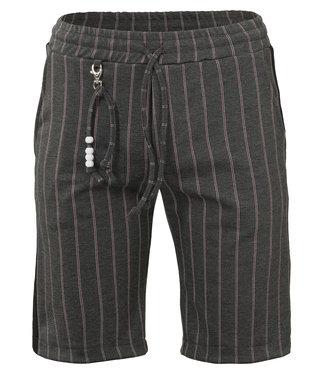 Monavoid Shorts DIVIANO-LISA GreyRed