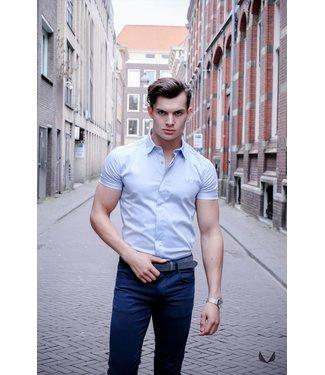 Zumo Shirts MILAN LightBlue