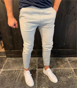 Zumo Pants VISGRADEN-LINEN Beige