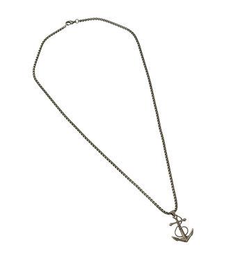 Zumo-Necklace-SN39994-Dark-Silver