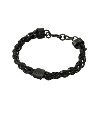 Zumo-Bracelet-SB39980-Matt-Black