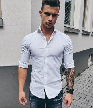 Zumo-Shirts-BRIAN- L/S-White
