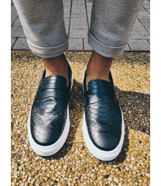 Made in Italy MadeInItaly Sneakers Slip-On Black