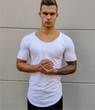 Zumo TShirts ORIPOTO White