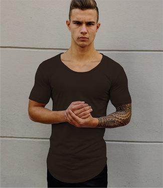 Zumo-T-shirts-ORIPOTO-Dark Brown
