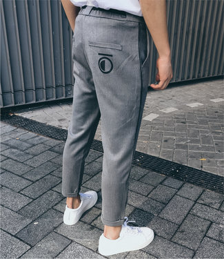 Okii Okii-Pants-ANZU-Grey