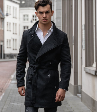 Zumo Coats SILSDEN Anthra