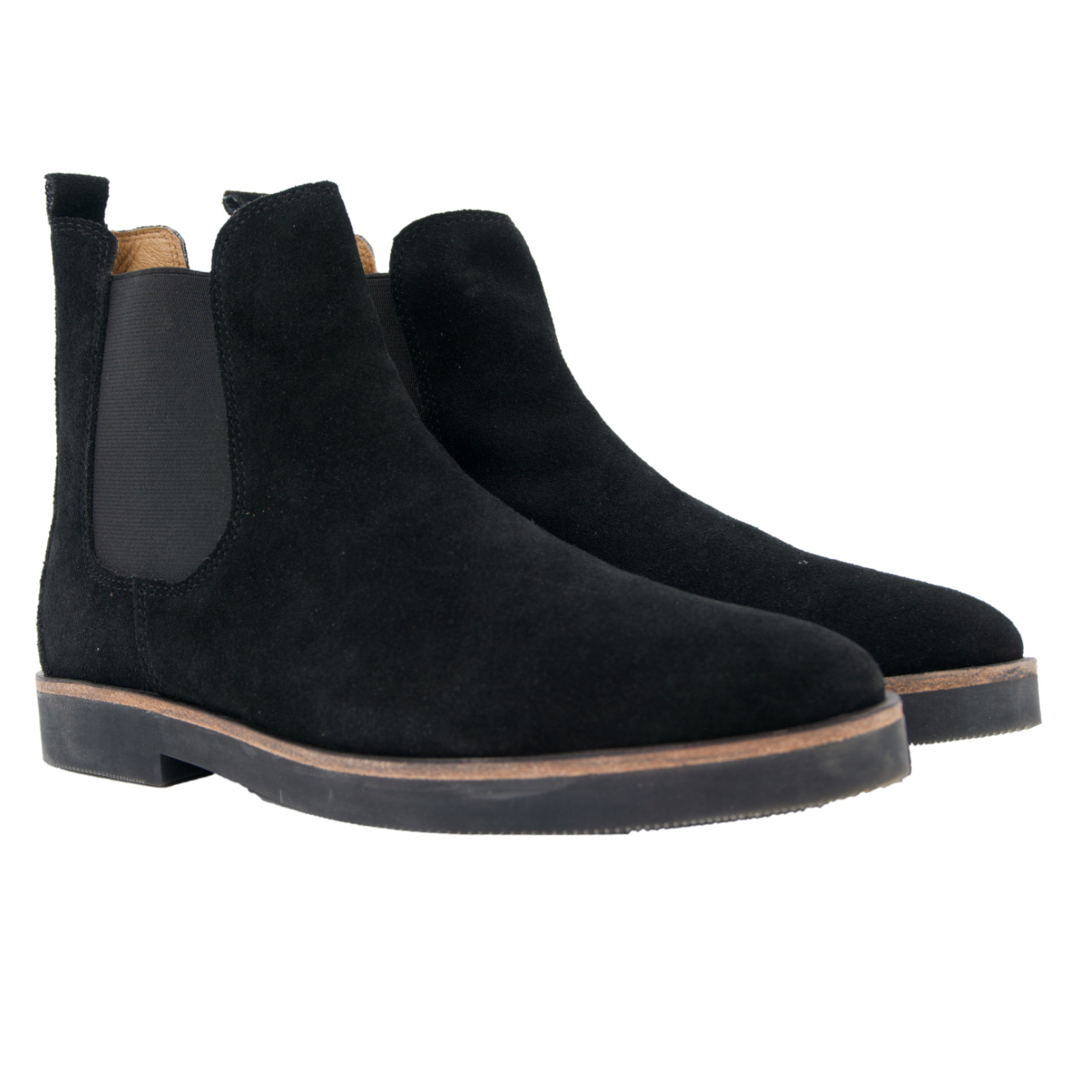 Zumo Shoes CARNABY Black