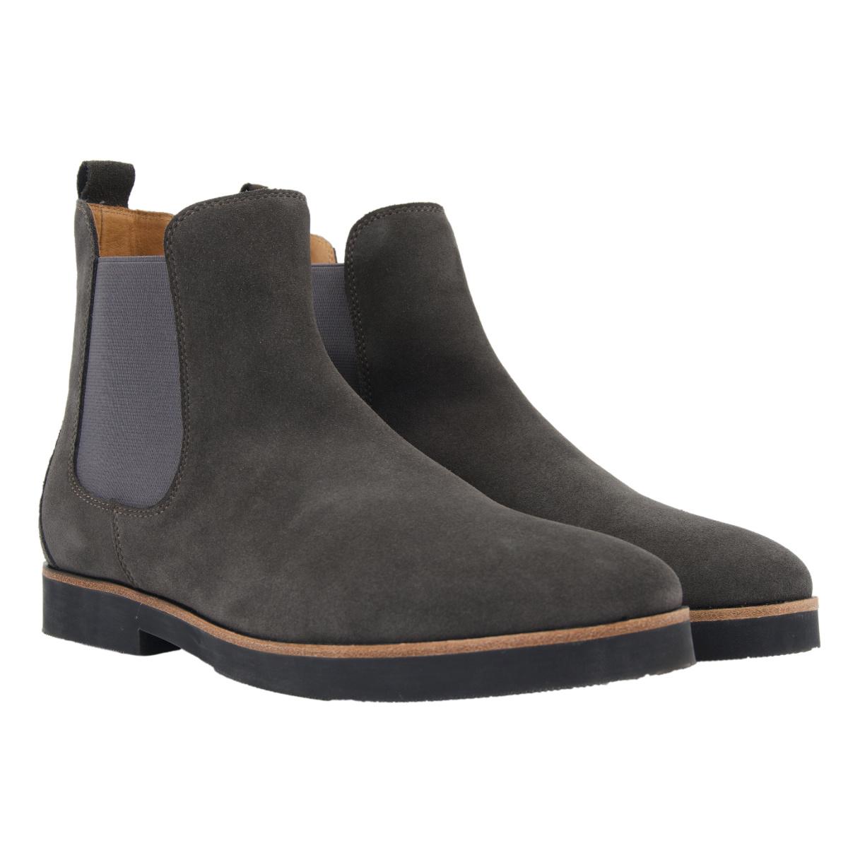 Zumo-Shoes-CARNABY-Dark Grey