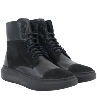 Made in Italy MadeInItaly Sneakers STYLE-3-HIGH Black