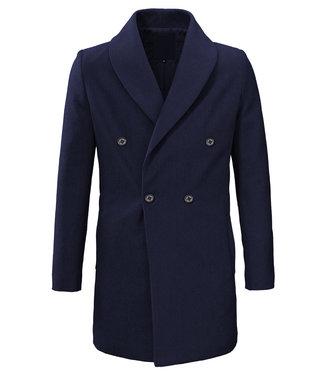 Zumo Coats SMITHFIELD Navy