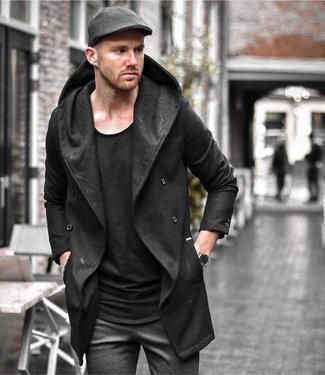 Zumo Coats SKIPTON-SEAMS Black