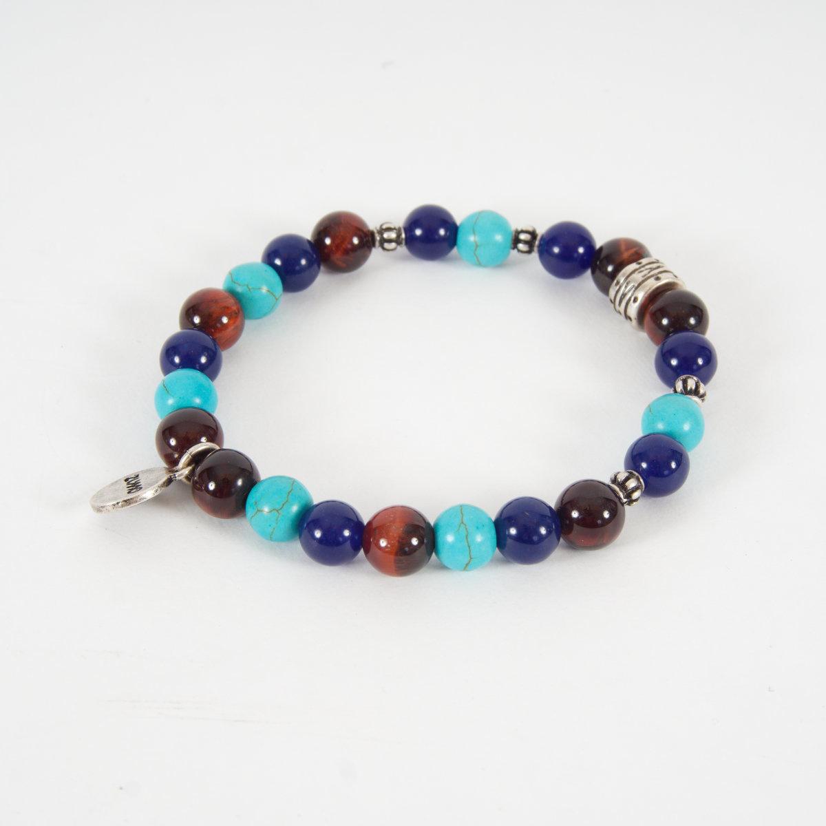 Zumo Bracelets TADAO-SB39968 TurqBlue