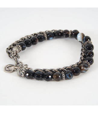 Zumo Bracelets SB39970 Silver