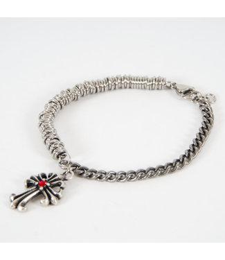 Zumo Bracelets SB39975 Silver