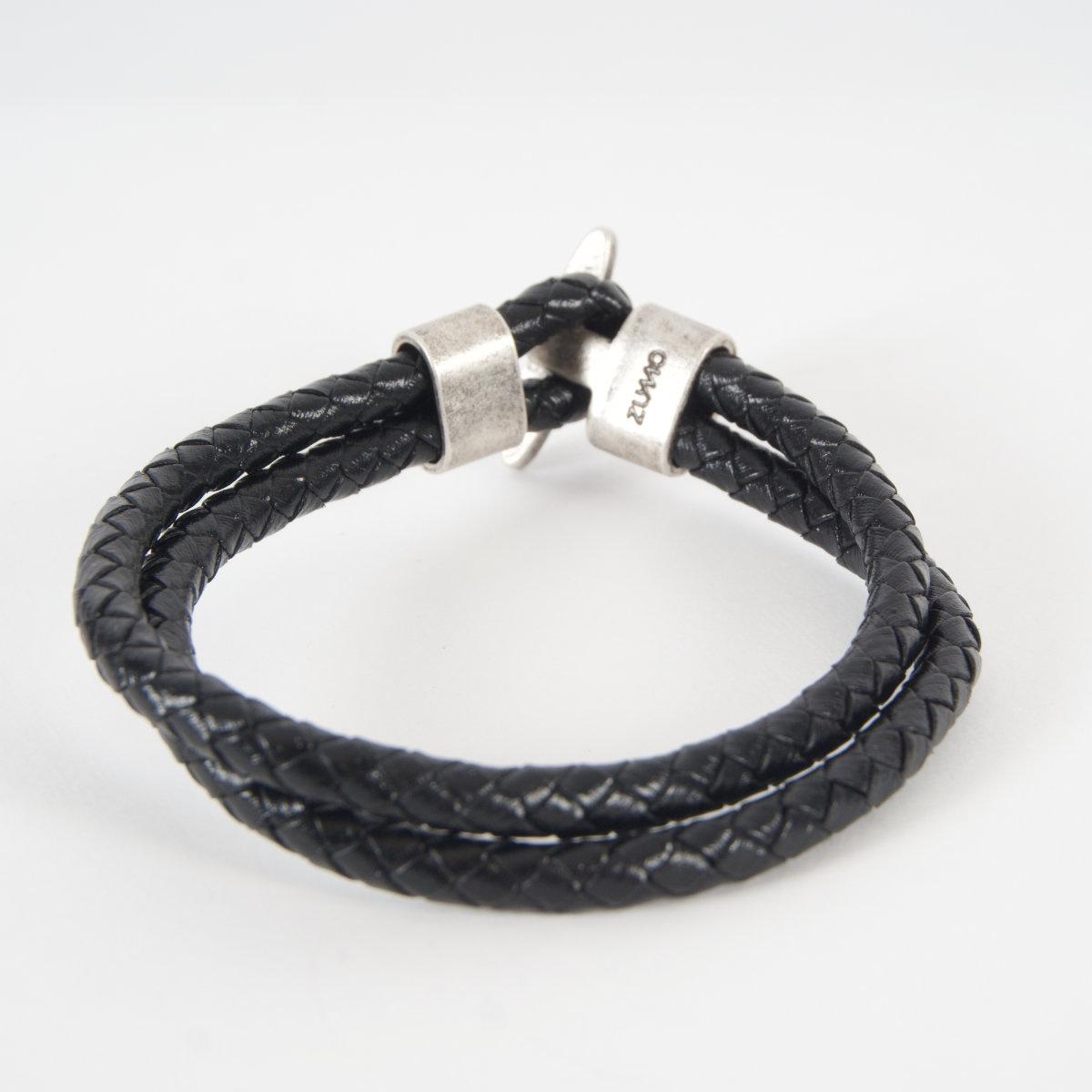 Zumo Bracelets TAKEO-SB39979 Black