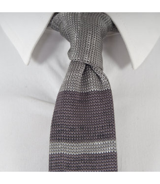 Zumo Ties KNIT Grey