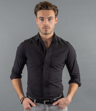 Zumo Shirts BRUNO Black