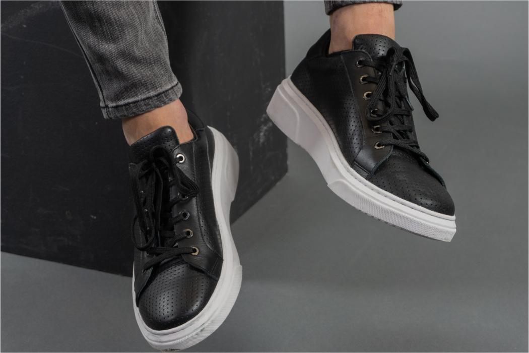 Zumo Shoes CAMMINO Black