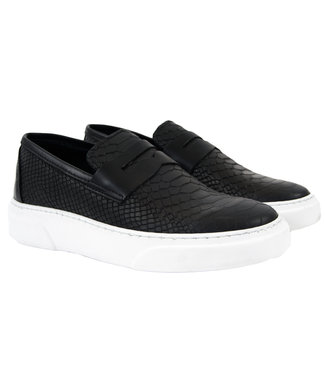 Made in Italy Made-in-Italy-Sneakers-Slip-On-Black