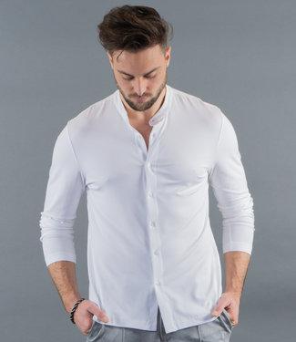 Zumo Shirts CRESTON-PLAIN White