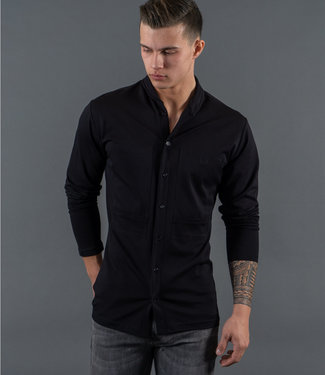 Zumo Shirts DAVIES Black