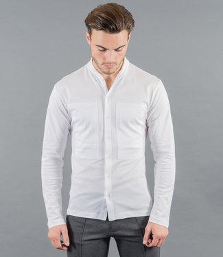Zumo Shirts DAVIES White