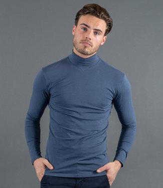 Zumo-T-shirts-TURTLE-V-LS-Petrol