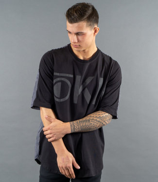 Okii Okii-T-shirt-AKANA-Black