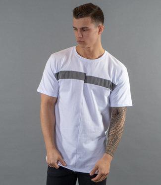 Okii Okii-T-shirt-AKEMI-White