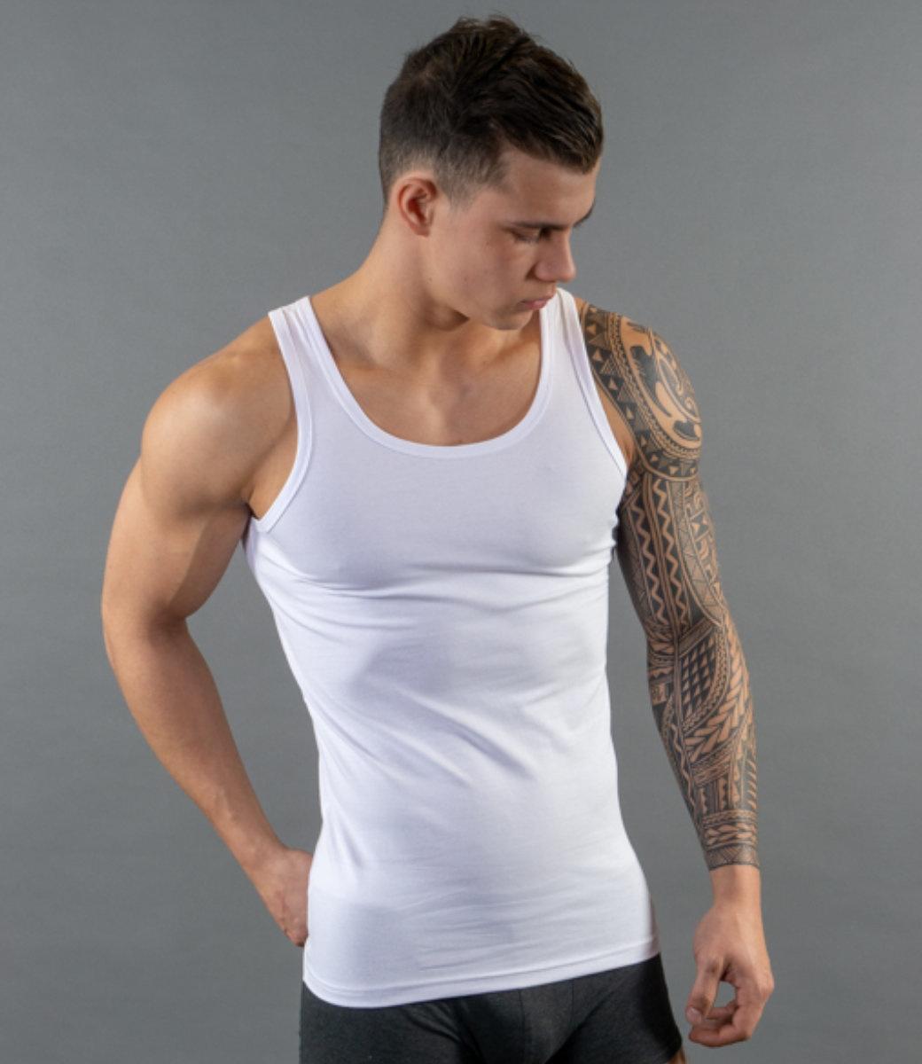 Zumo Body Fit Underwear QUITO White