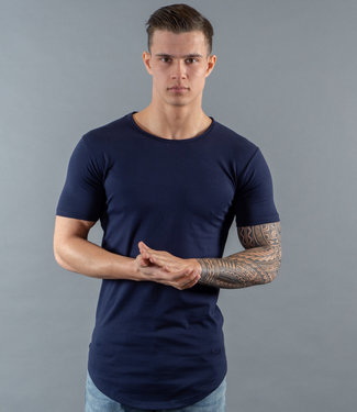 Zumo-T-shirts-SCHORIPOTO-Navy