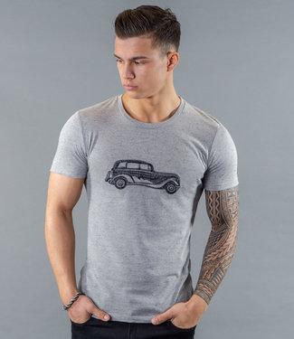 Monavoid TShirts CADILLAC Grey
