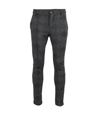 Zumo Pants GEOMETRICA-ZU012 GreyBlack