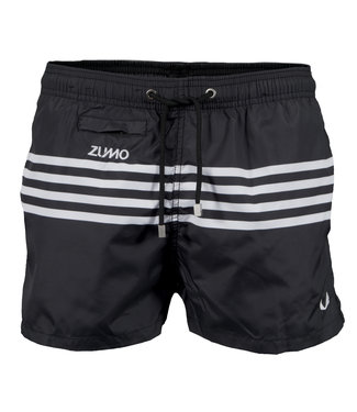 Zumo Swimwear KURA-KURA-MARINES Black