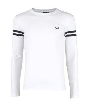 Zumo Sweatshirts FRANCIS White
