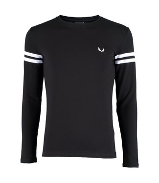 Zumo Sweatshirts FRANCIS Black