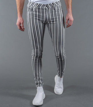 Zumo Jeans MIKE-STRIPE Kit
