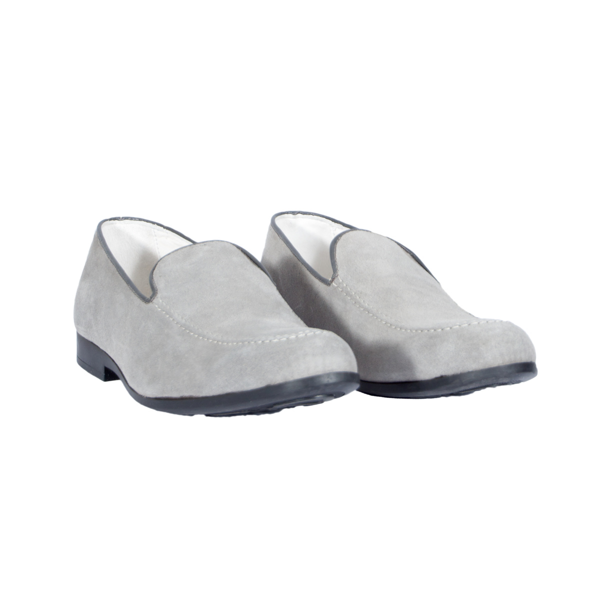 Made in Italy MadeInItaly Loafers CUCIPARE Grey