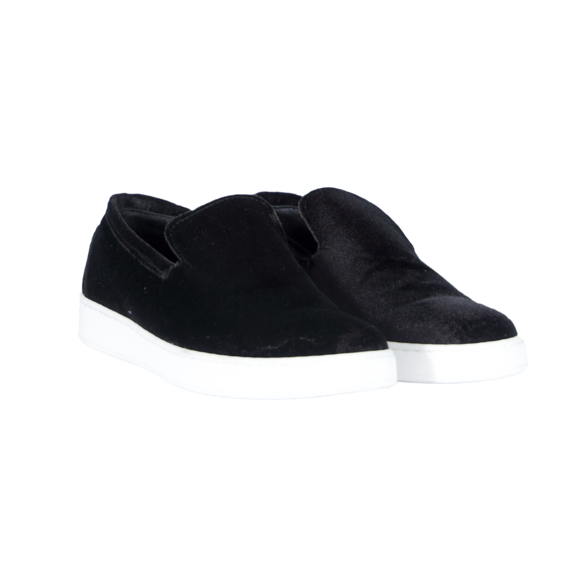 Made in Italy MadeInItaly Sneakers SLIP-ON-VELVET Black