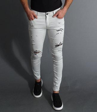 Zumo-Jeans-STEVE-Grey-Black