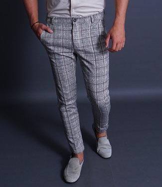 Zumo Pants QUADRO-ZU011 GreyRed