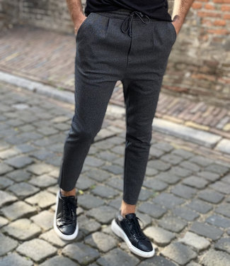 Monavoid Pants GIANNI-PDP BlackGrey